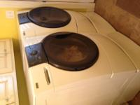 Type:appliancesKENMORE ELITE (HE) WASHER & DRYERboth