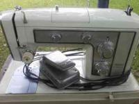 KENMORE MODEL 158.18023 SEWING MACHINE $65 call  has