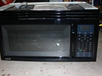"$60 ~ CASH ONLY / PICK-UP ONLY Kenmore 30"" Microwave"