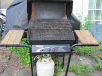 Used Kenmore Propane grille with cover. $50, Endicott,