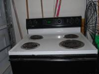 For sale is a Kenmore stove in excellent used condition