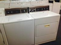 KENMORE SET BOTH WASHER AND CLOTHES DRYER ARE THE ULTRA