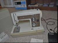 I have a Kenmore sewing machine for sale. It is old
