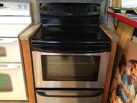 Kenmore Freestanding Electric Range Black and