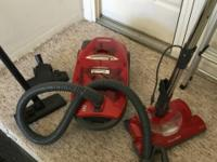 Good condition, includes beater bar, floor and