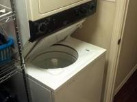Kenmore washer and dryer all for $290.00 in excellent