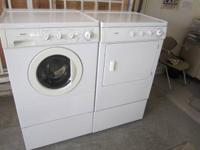 WHOLESALE APPLIANCES INC  . KENMORE WASHER/DRYER