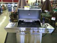 Kenmore 5 burner gas grill. Was $799.99 and is now
