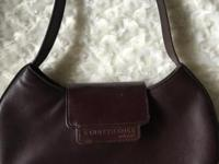 Kenneth Cole Brown Clutch Handbag Pre Owned (Small).
