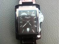 This watch is in mint condition, never been used. It is