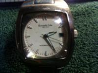 I have a Kenneth  Cole watch like new for sale works