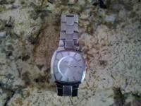 Kenneth Cole watch in good condition. I bought the