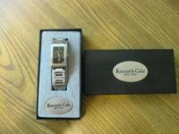 "Used Kenneth Cole watch 70.00 obo ""NEEDS Battery"" Well"