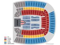 I have an extra ticket, Row A, Section 531, to see