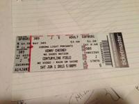 No Shoes Nation Tour-Seattle - $175 Kenny Chesney @