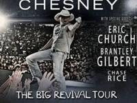 Kenny Chesney The Big Revival Tour Georgia Dome,
