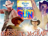 I have 8 tickets for the Brothers of The Sun tour with