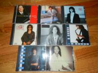 8 Kenny G CDs Kenny G Duotones Classics in the Key of