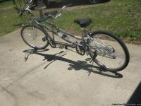 This is a Kent Dual Drive 21 speed Tandem