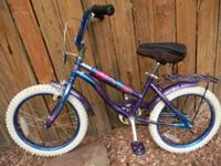 The Kent Beach Ready / New Wave 12'' Girls Bicycle is a