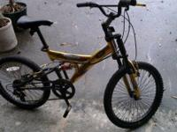 Kent Hyper 20 BMX Bicycle.  Product Details. 20in