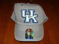 Kentucky Wildcats 47 Brand adult XL size gray colored