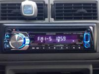 I have a Kenwood Head Unit vehicle stereo for sale ...