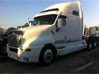 Description Make: Kenworth Mileage: 682,588 miles Year:
