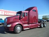 Make: Kenworth Mileage: 1,006,691 Mi Year: 2009 VIN