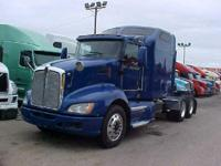 Make: Kenworth Mileage: 845,722 Mi Year: 2008 VIN