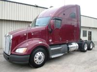 Make: Kenworth Mileage: 358,541 Mi Year: 2012 VIN