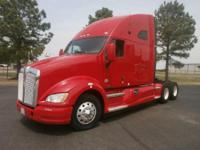 Make: Kenworth Mileage: 582,032 Mi Year: 2012 VIN