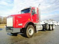 Description Make: Kenworth Year: 2012 VIN Number: