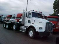 Make: Kenworth Mileage: 685,984 Mi Year: 1996 VIN
