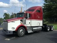 Make: Kenworth Mileage: 494,952 Mi Year: 2011