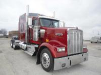 Description Make: Kenworth Mileage: 277,288 miles Year: