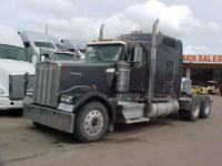 Make: Kenworth Year: 2005 VIN Number: 5J080869