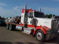 Make: Kenworth Mileage: 937,982 Mi Year: 2009 VIN