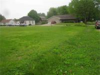 Nice corner building lot for sale in Keosauqua, IA, in