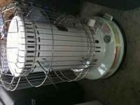 Used kerosene heater - works great and in overall good