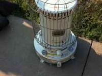i have a nice kerosene heater for sale in great