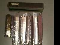 Used Hunting knife set but still in good condition