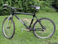 This a Kestrel 21 spd professional composite frame