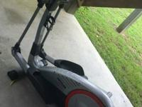 Kettler Mondeo Elliptical Cross Trainer Retailed for