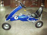 Kettler Nevada Kettcar, kid?s pedal go cart FOR SALE