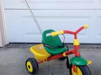 Kettler Jr. Tricycle. Excellent Used Condition. Little
