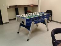 I have a Kettle Foosball table for sale. It is in