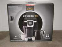 FINEST OFFER!!!!!!!!!! Brand New Keurig 2.0 Brewing
