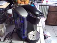 Hi I've got a keurig coffee maker for sale its in great