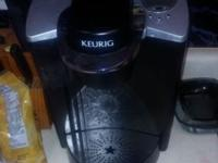 I HAVE A KEURIG COFFEE MAKER FOR $30 AND A MR. COFFEE
